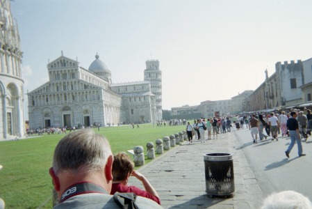 Pisa and its tower